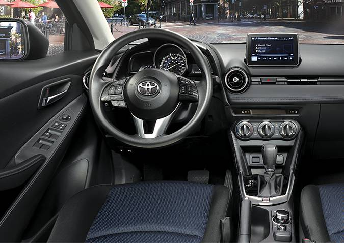 Sit Back And Relax In The 2017 Toyota Yaris Sedan With Modern Amenities A Driver Focused Layout This Vehicle Takes You To Next Level For Everyday